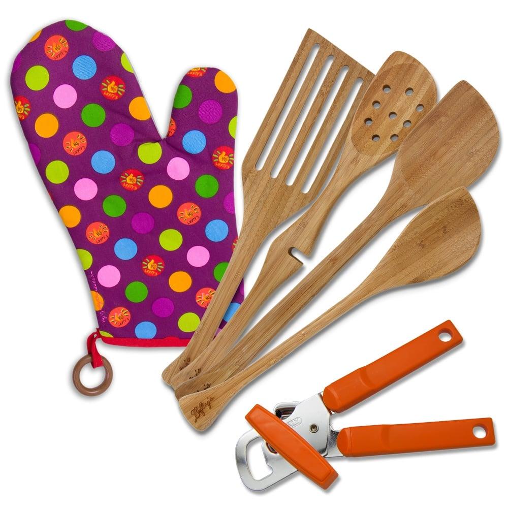 Left-Handed Kitchen Set