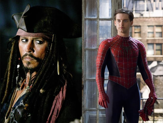 Pirates Break Spider's Record at Box Office