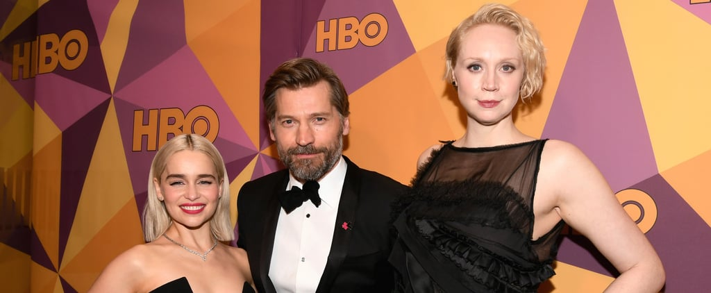 Winter Is Here! The Game of Thrones Cast Reunites at a Golden Globes After-Party