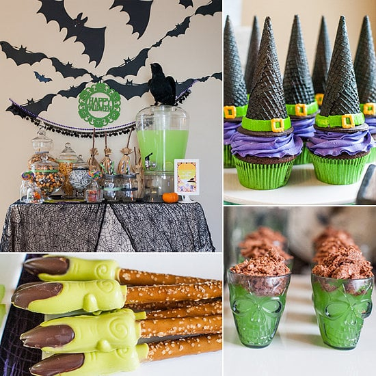 Monster S Ball A Halloween Party Full Of Spooky Sweets