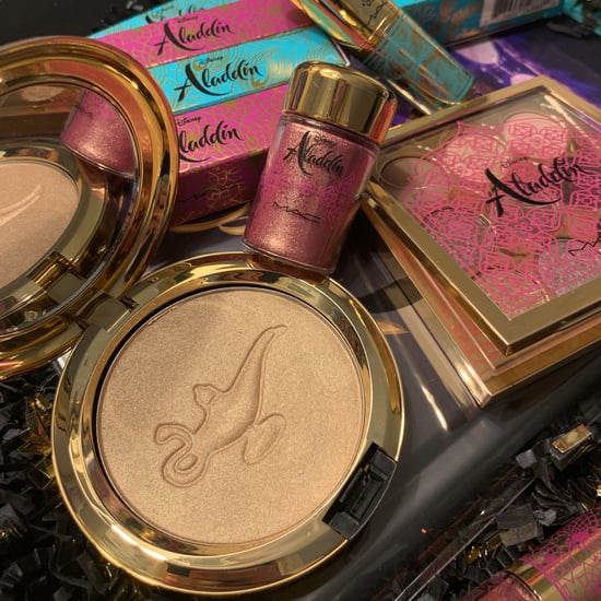 Disney's Aladdin by MAC Cosmetics Collection Review