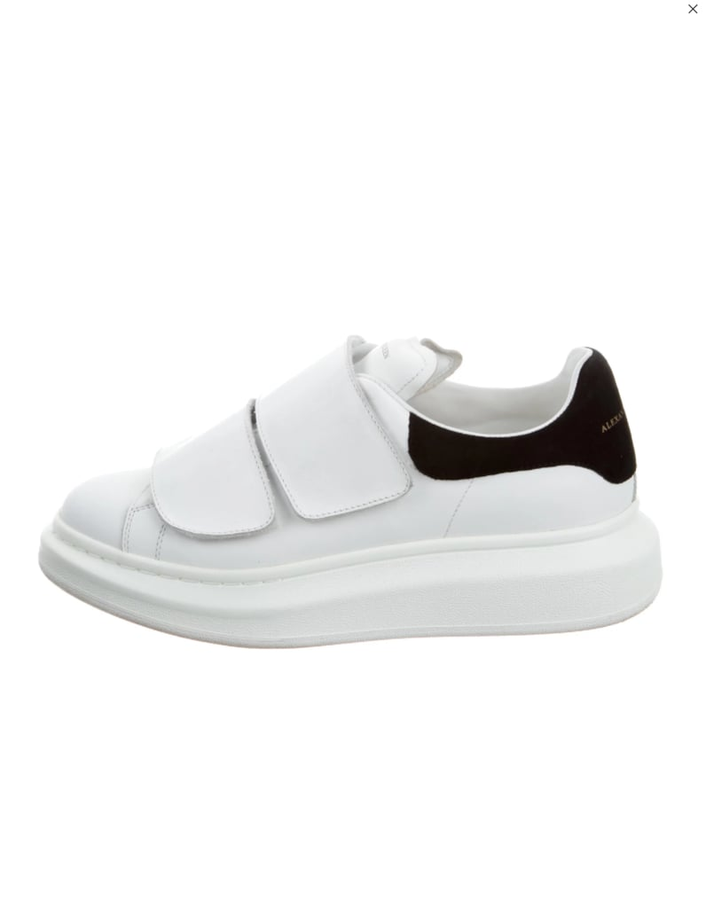 008f4323e Alexander McQueen Sneakers | Mary-Kate Olsen Wearing Alexander ...