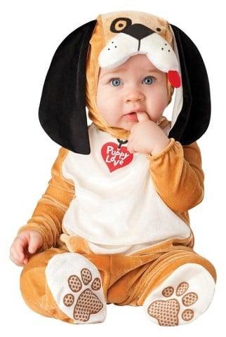 Puppy Love Costume
