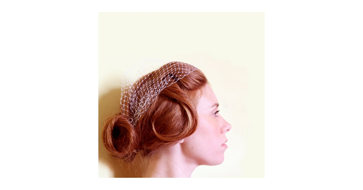 Vintage Wedding Updo Hair Tutorial