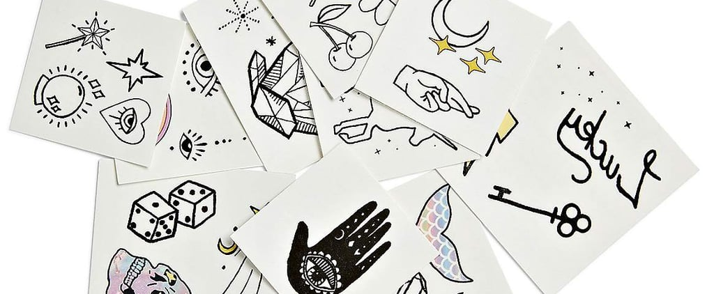 The Best Temporary Tattoos For Your Halloween Costume