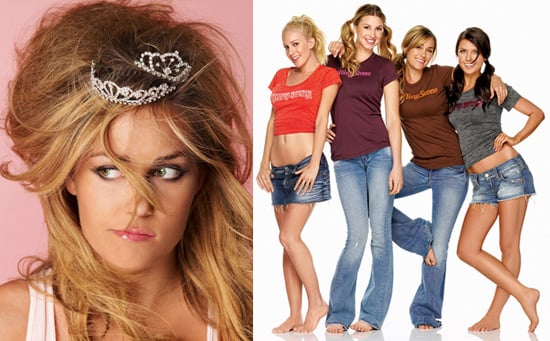 The Hills Girls Rolling Stone Outtakes