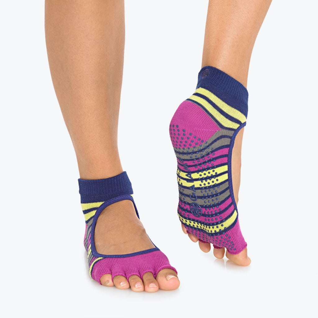 Gaiam No-Slip Yoga Sock