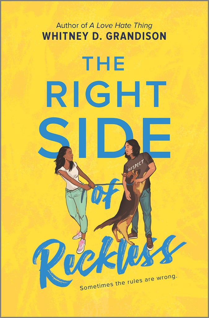 The Right Side of Reckless by Whitney Grandison