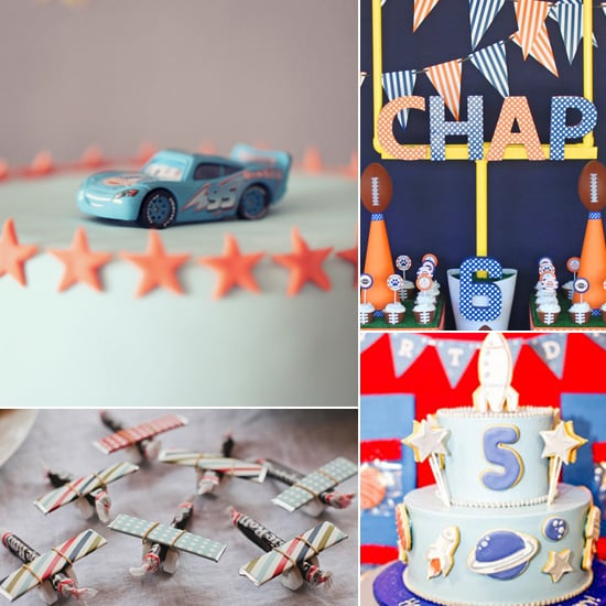 55 Fun Themes For Your Boy's Next Birthday Bash!