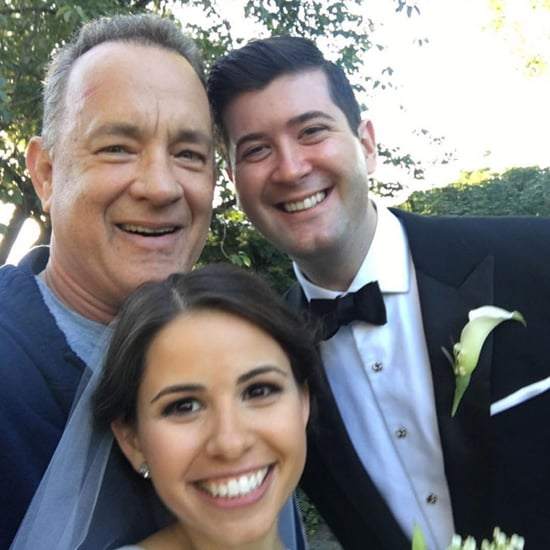 Tom Hanks Crashing a Wedding September 2016