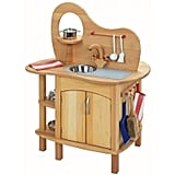 Glueckskaefer Wooden Play Kitchen