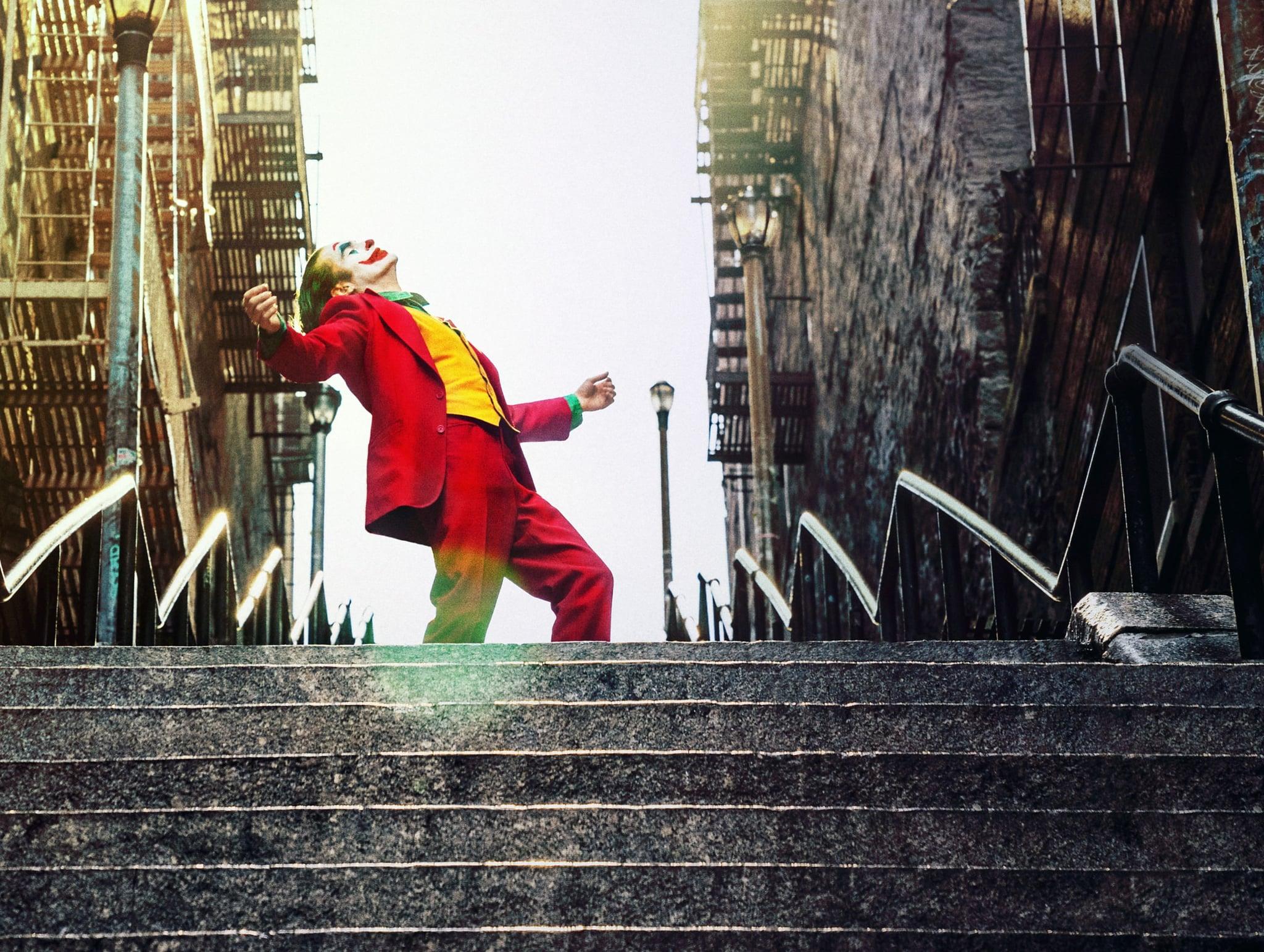 JOKER, Joaquin Phoenix as Arthur Fleck / Joker, 2019.  Warner Bros. / courtesy Everett Collection