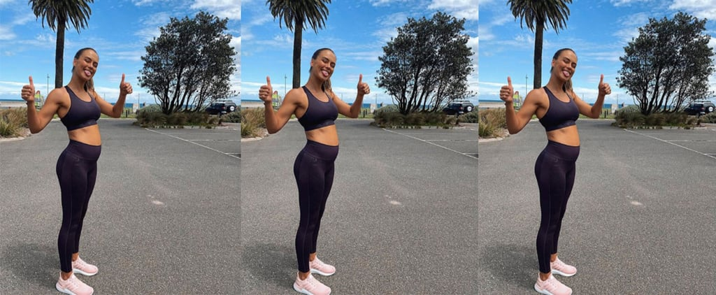 Steph Claire Smith's Pregnancy Workout and Diet Changes