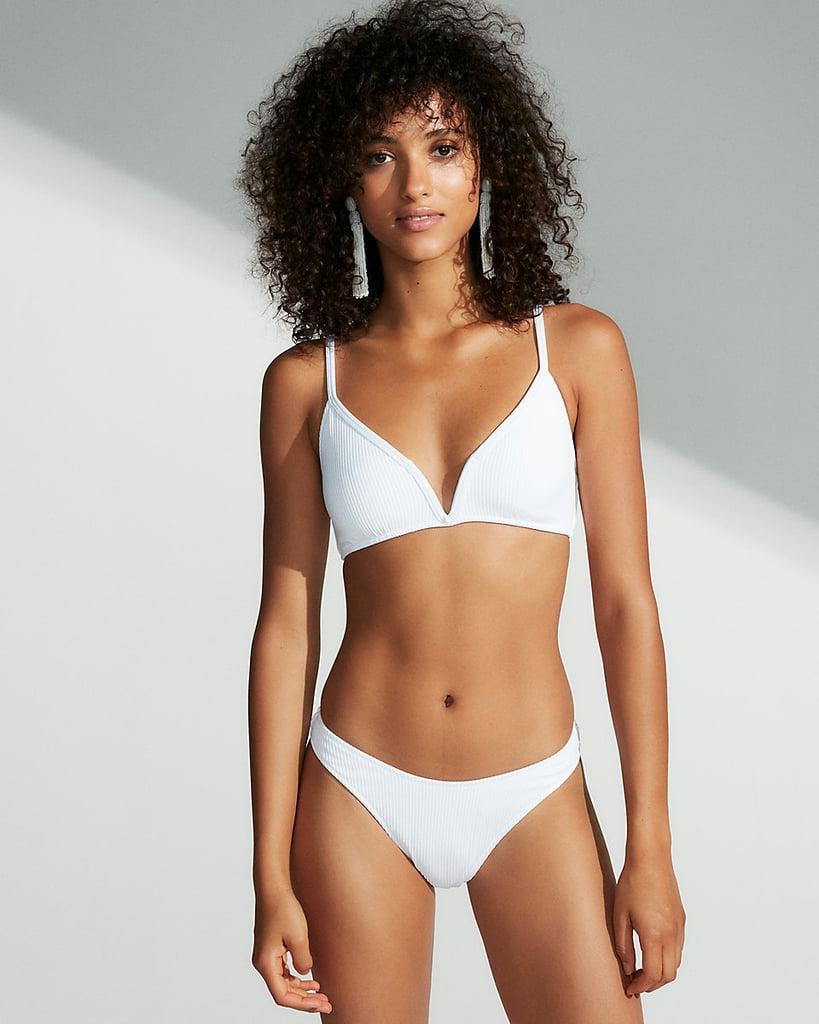 Express White Bikini