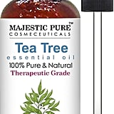 Majestic Pure Cosmeceuticals Tea Tree Essential Oil