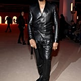 Usher at the Balmain Fall 2020 Show