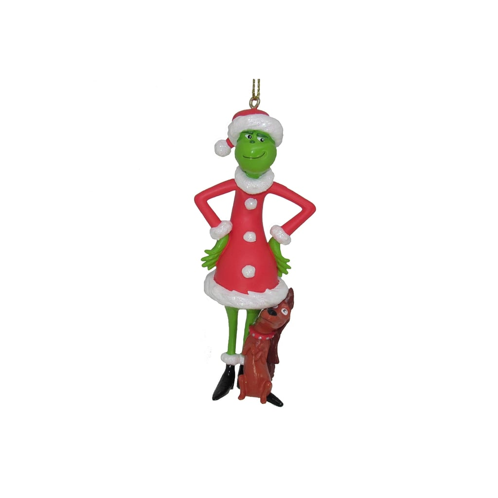 a christmas story grinch christmas tree ornament