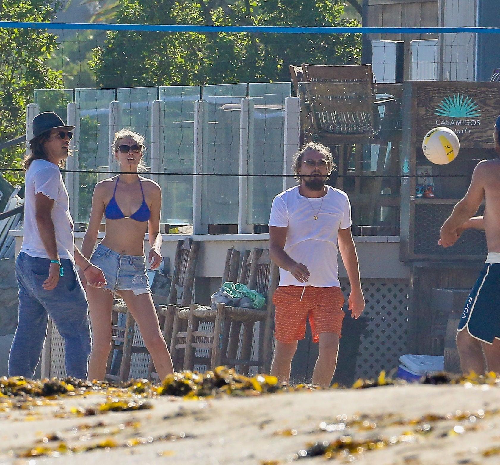 Beach Volleyball in Malibu?