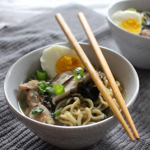 1-Pot Miso Chicken Ramen