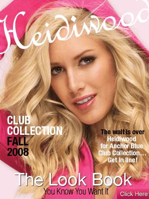 Sneak Peek! Heidiwood Fall 2008 Club Collection