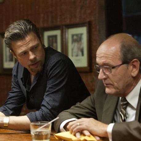 Killing Them Softly Movie Trailer Starring Brad Pitt