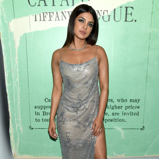 Priyanka Chopra's Giorgio Armani Dress October 2018