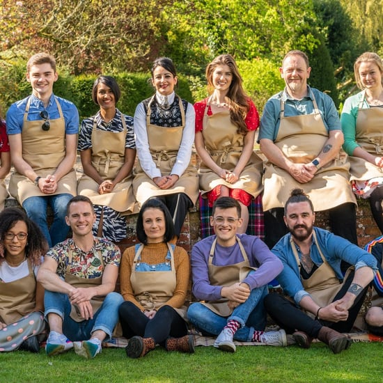 Meet the Cast of The Great British Baking Show Collection 7
