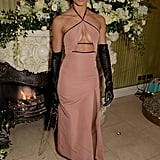 Adwoa Aboah at the British Vogue and Tiffany & Co. Fashion and Film Party