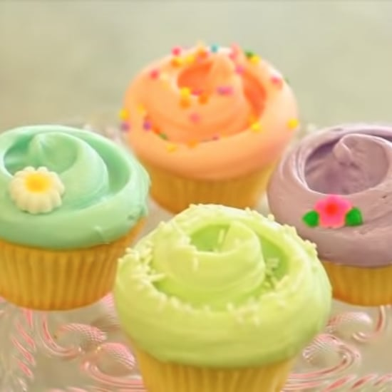 Magnolia Bakery's Vanilla Cupcake Recipe | Video