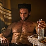 It wouldn't be an X-Men movie if Wolverine didn't get shirtless, right?
