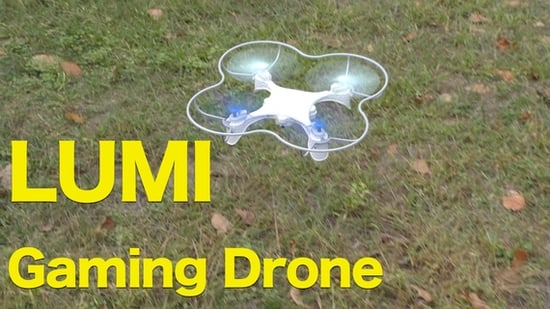 Lumi Gaming Drone Review, A Drone That Dances?