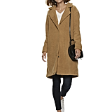 POPSUGAR at Kohl's Collection Teddy Bear Coat