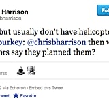 Host Chris Harrison admits that Ben can't really take credit for the dates.