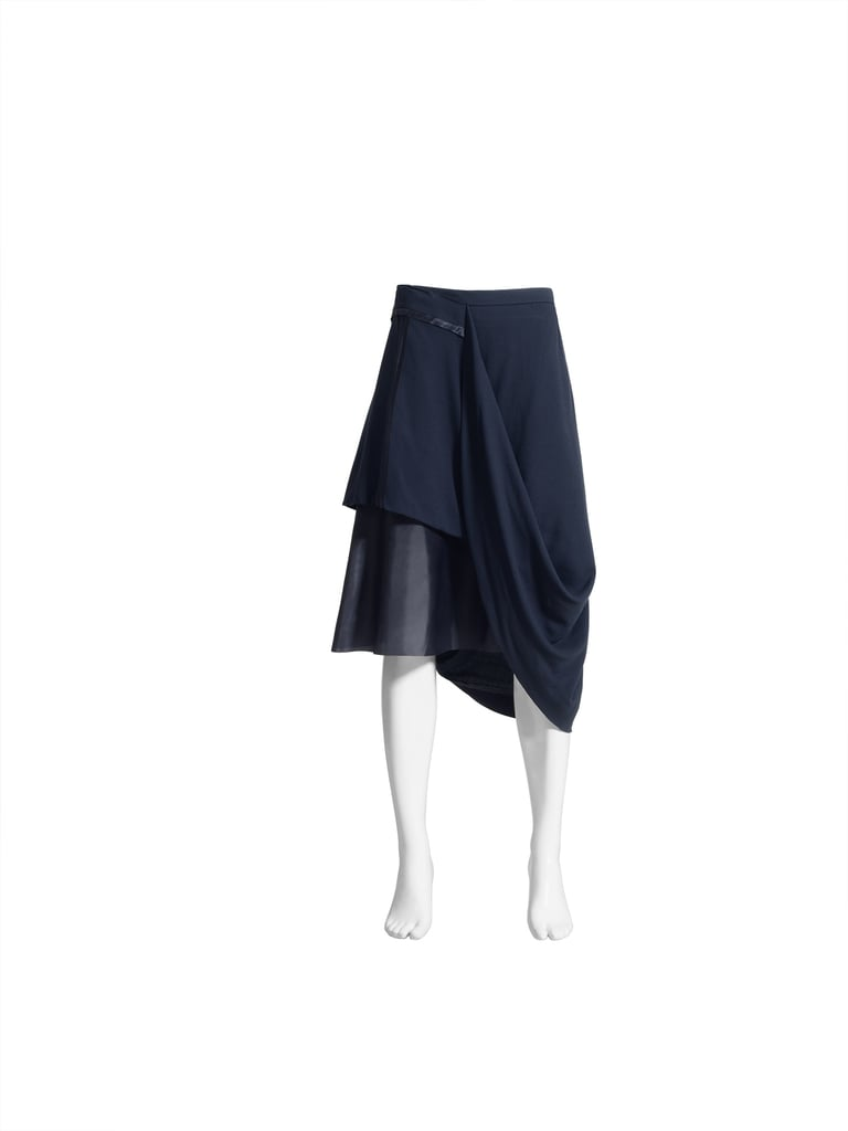 Hitched-up skirt ($99)