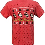 Disney Mickey Mouse Holiday T-Shirt