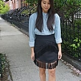 Hack: Wear With a Skirt