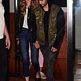 Gigi Hadid and Zayn Malik Hold Hands in NYC July 2016