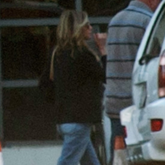 Jennifer Aniston Out in LA After Justin Theroux Breakup News