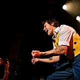 Harry Styles Performs at a SiriusXM and Pandora Show in NYC