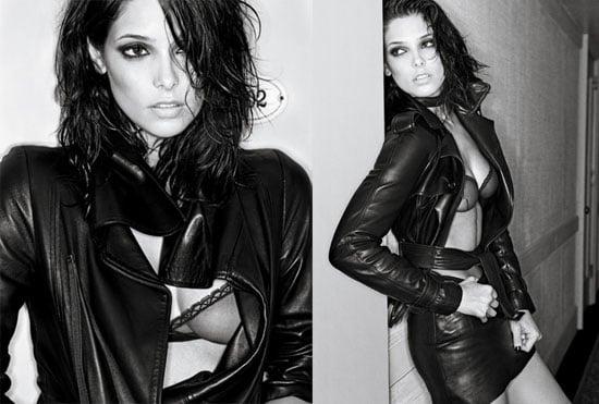 Photos of Ashley Greene on Interview Magazine 2010-01-14 11:00:00