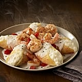 New! Giant Stuffed Shells With Shrimp