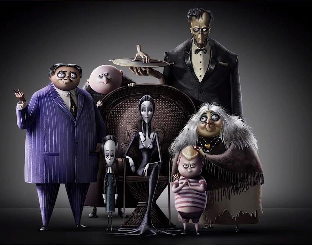 فيلم The Addams Family (عائلة آدامز)