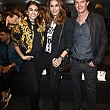 Cindy Crawford and Kaia Gerber Wearing Cool Jackets in 2016