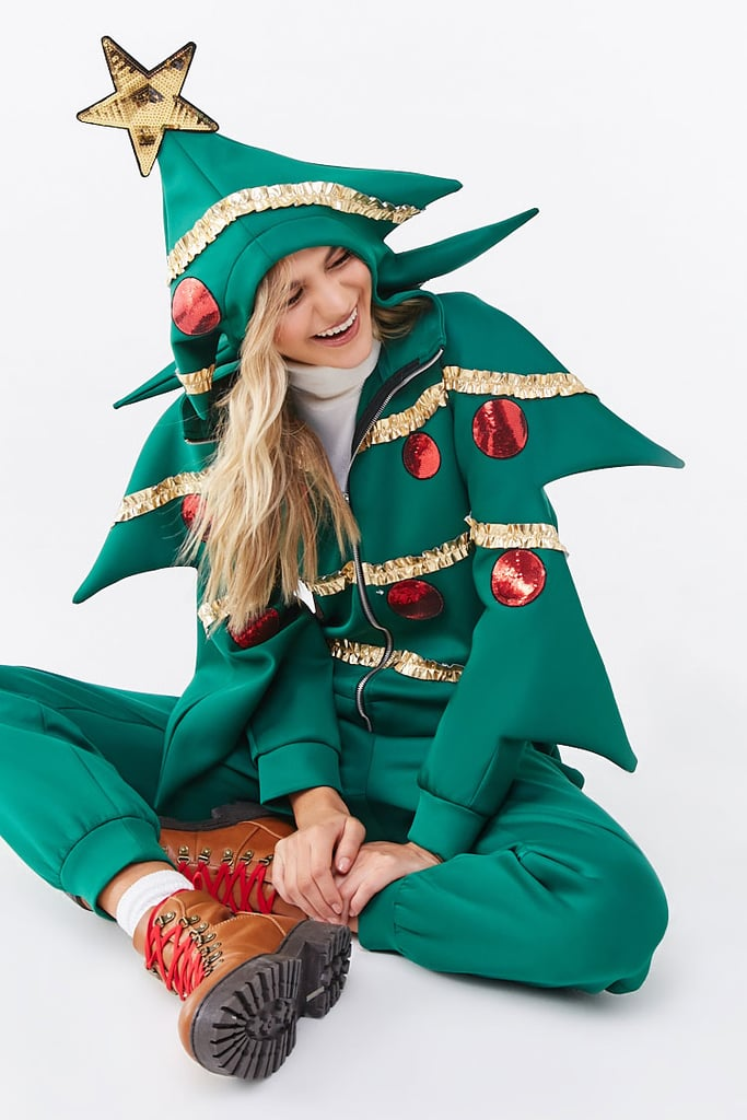 Christmas Tree Jumpsuit