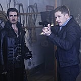 Prince Charming and Captain Hook Will Team Up
