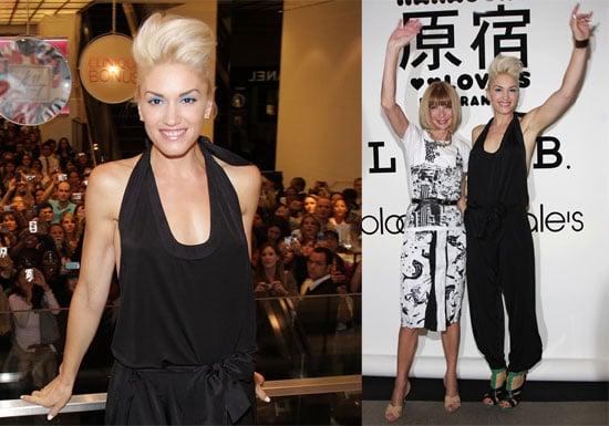 Photos of Gwen Stefani and Anna Wintour