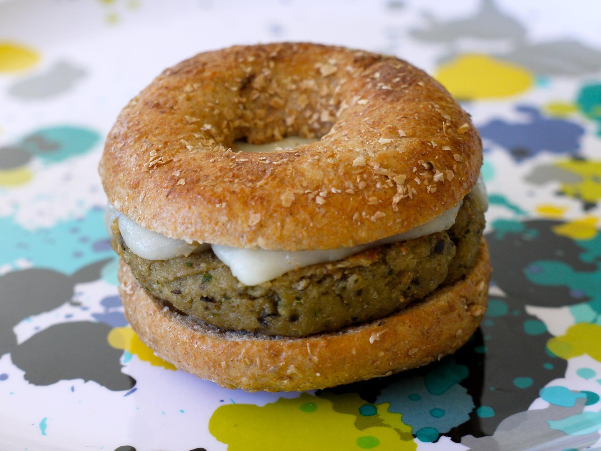 Catherine McCord's Weelicious Eggplant Burger