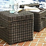 Torrey All-Weather Wicker Cube