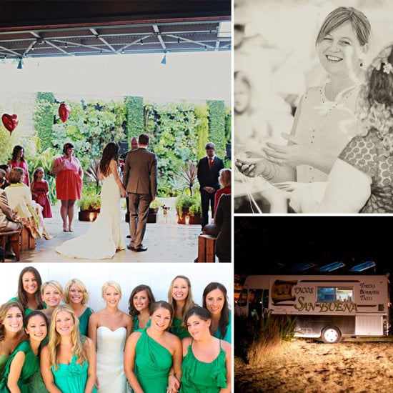 Check out Très's account of which traditions our Sugar brides and brides-to-be kept and skipped.