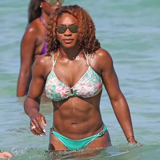 Something Serena williams topless